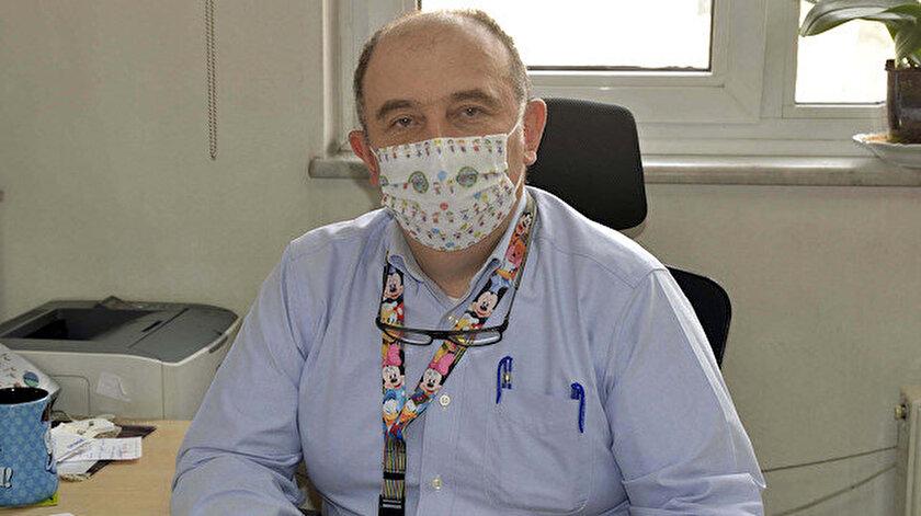 Bilim Kurulu üyesi Prof. Dr. Ateş Kara.