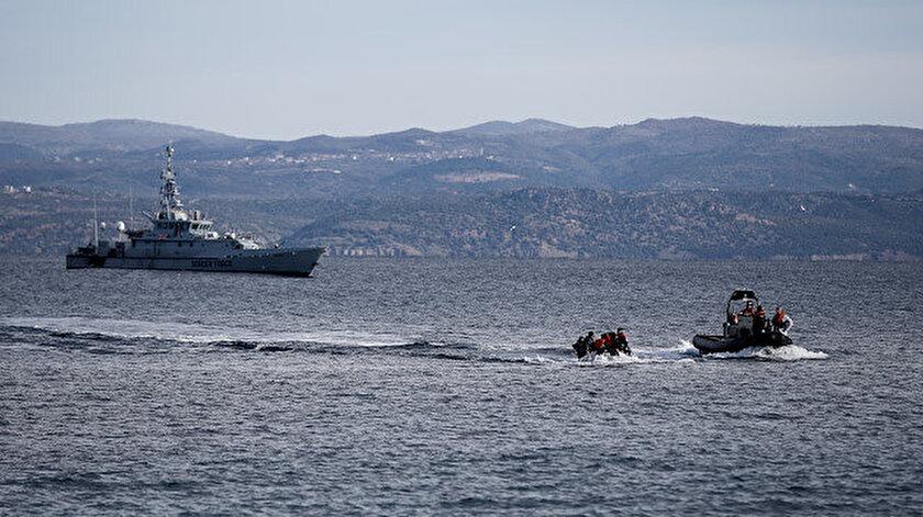 Ege Denizi'nde botlarla Yunan adalarına geçmeye çalışan göçmenlerin, uluslararası hukuka aykırı şekilde geri itilmeleri araştırılıyor.