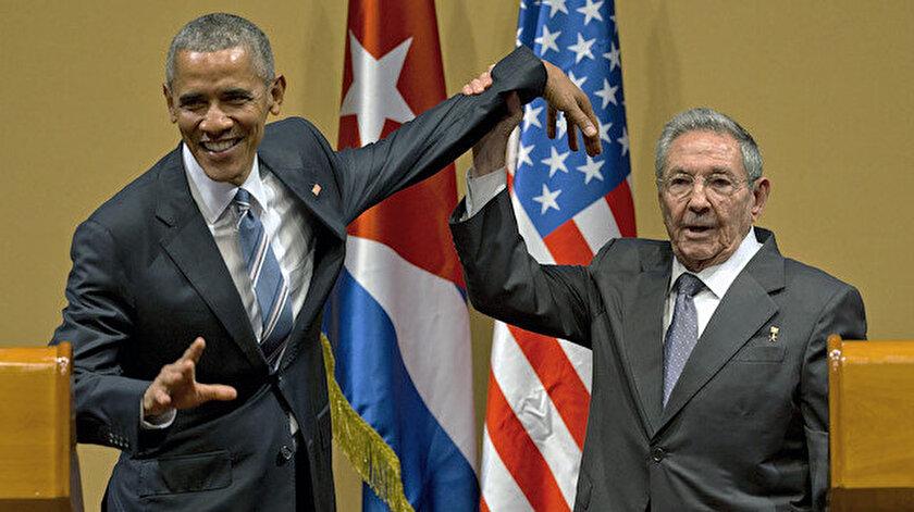 ABD, Kübayı teröre destek veren ülkeler listesine yeniden ekledi