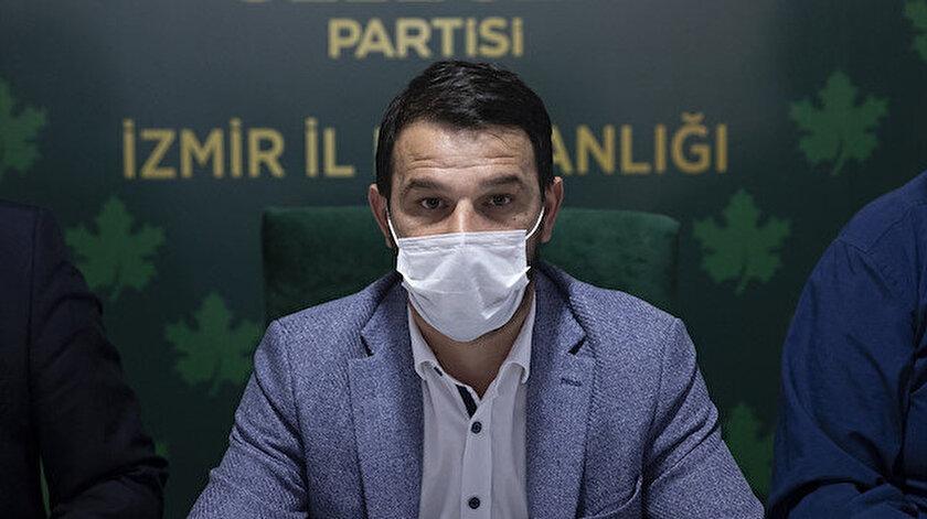 Gelecek Partisi İzmir İl Başkanı Cüneyt İşçilik