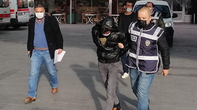 Kadınları zorla alıkoyup istismar eden ve fuhuşa zorlayan Mehmet Demirbaş yakalandı.