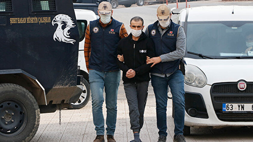 DEAŞlı terörist emniyet ve MİTin operasyonuyla Şanlıurfada yakalandı