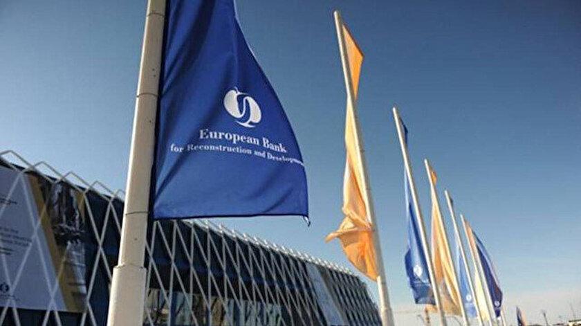 Avrupa İmar ve Kalkınma Bankası 1,7 milyar avro ile en büyük yatırımı Türkiyeye yaptı