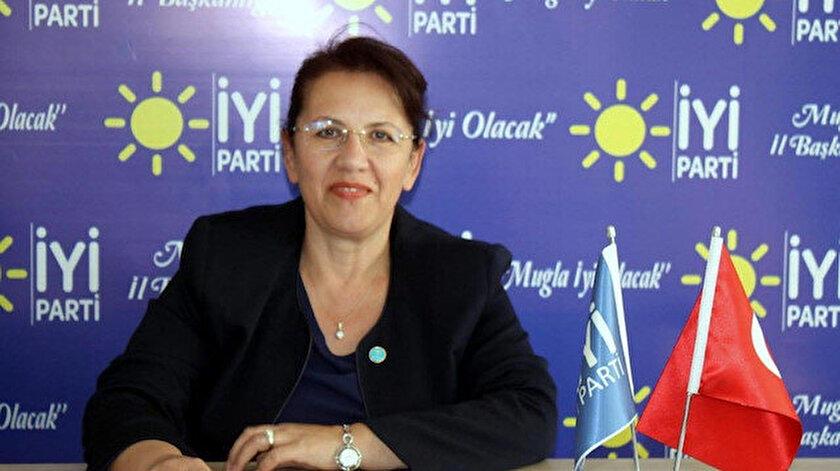 Muğla İYİ Parti İl Başkanı İncilay Şekerdağ