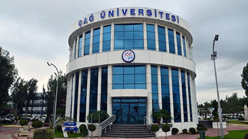 Çağ Üniversitesi.