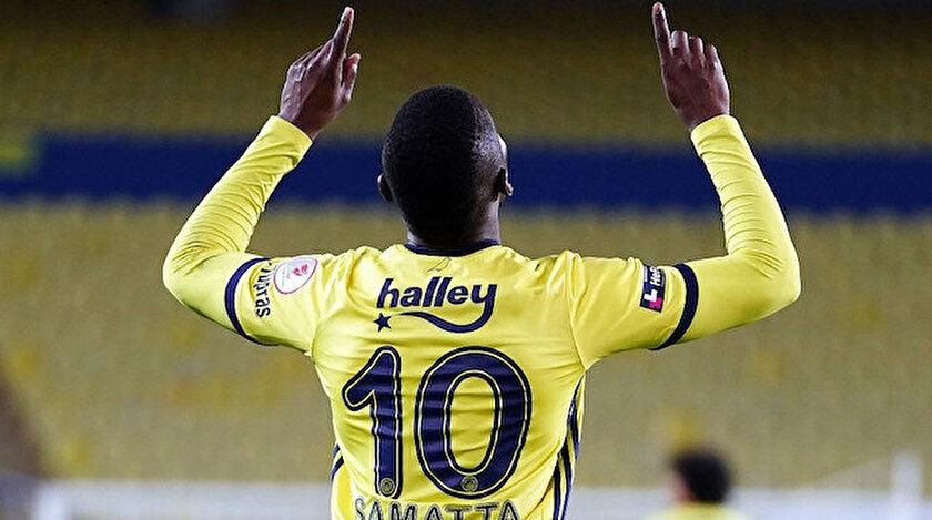 Fenerbahçe'nin Tanzanyalı forveti Mbwana Samatta, 104 günlük suskunluğunu Türkiye Kupası maçında Kasımpaşa karşısında bozdu.