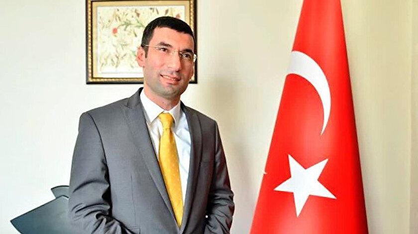 Şehit Kaymakam Muhammed Fatih Safitürk.