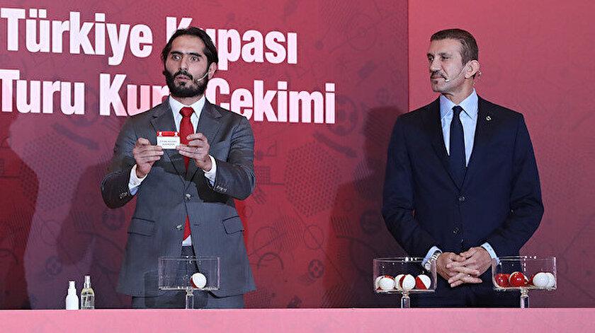 Kupada son 16 turu kura çekimi, TFF Yönetim ve İcra Kurulu Üyesi Hamit Altıntop ve TFF Futbol Gelişim Direktör Yardımcısı Rüştü Reçber tarafından gerçekleştirilmişti.