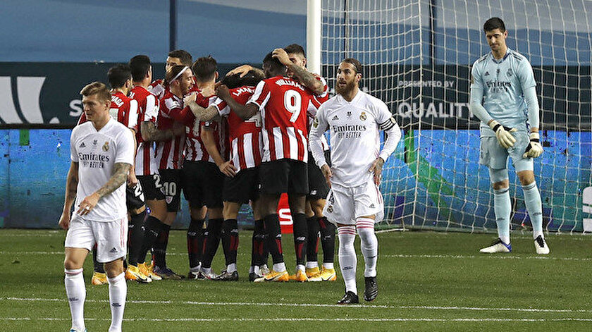 İspanya Süper Kupa: Athletic Bilbao Real Madrid maç özeti ve gollerini izle