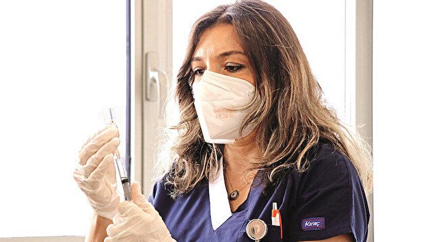 Sağlık Bakanlığı, e-Nabız uygulamasına Kovid-19 aşı durumu bilgilendirme özelliği ekledi.