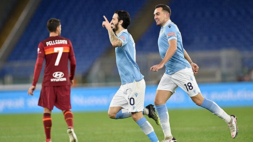 Luis Alberto attığı iki golle maçın yıldızı oldu.