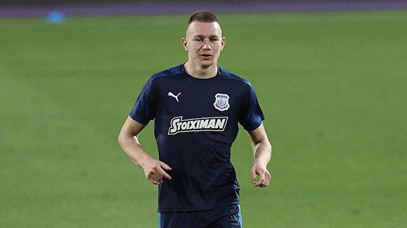 Fenerbahçenin yeni transferi Attila Szalai İstanbul'da