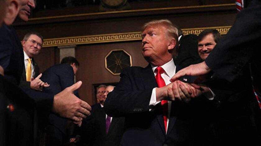 ABD Başkanı Donald Trump, 20 Ocak'ta görevini Biden'a teslim edecek.