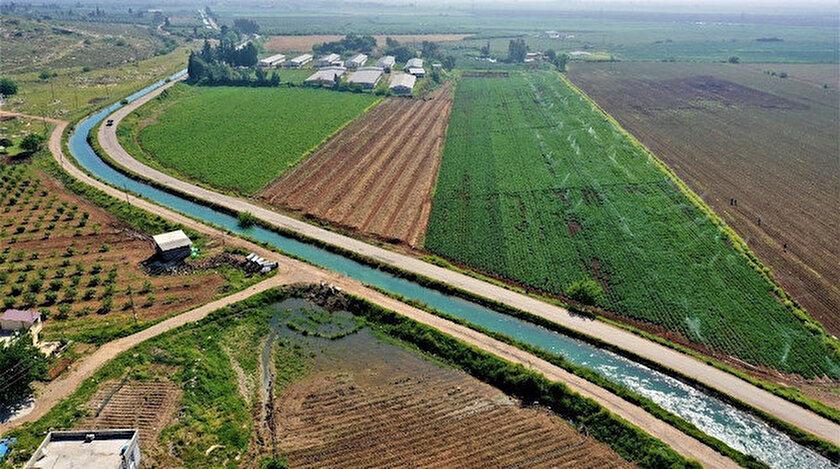 Adana'da 7 barajın yapımına devam ediliyor.