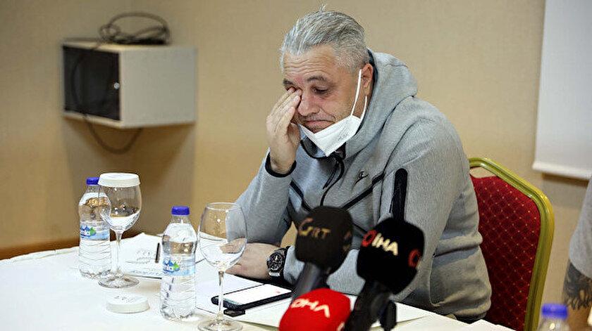 Sumudica, Gaziantep FK'ya gözyaşları içerisinde veda etmişti.