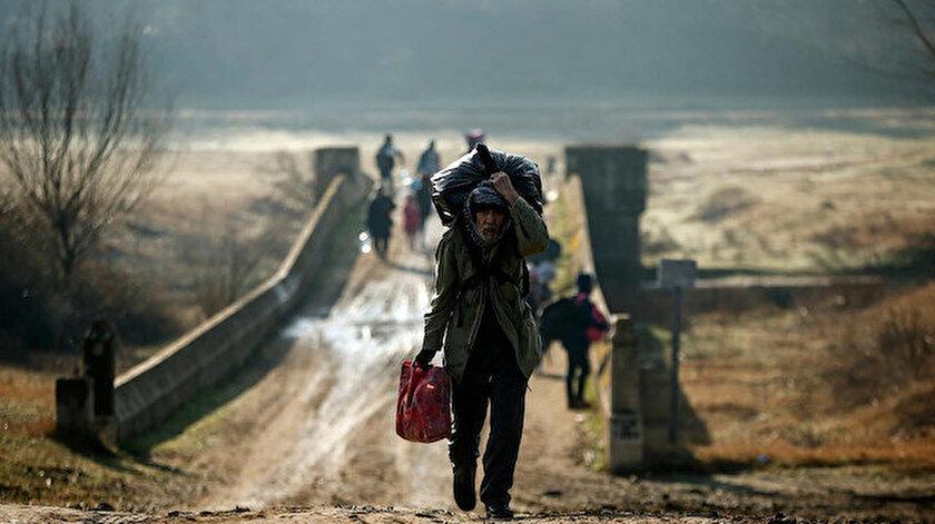 ABye Doğu Akdeniz güzergahından giren sığınmacı sayısı yüzde 80 düştü