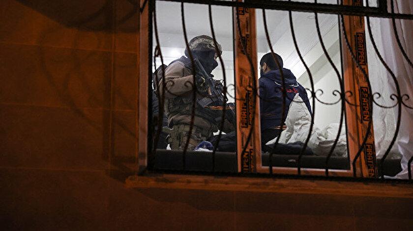 İstanbul'da terör örgütü DEAŞ'a yönelik operasyonda 16 şüpheli yakalandı.