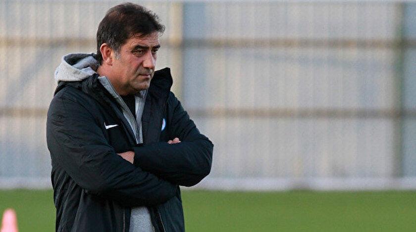 Ünal Karaman son olarak Rizespor'u çalıştırmıştı.
