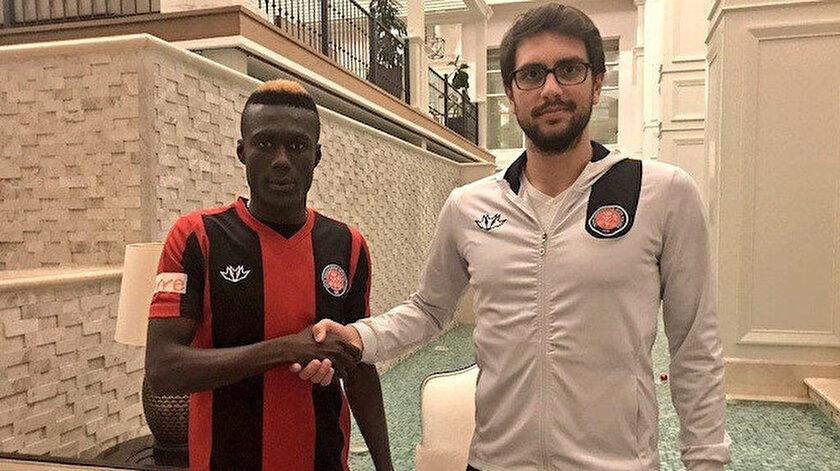 Alassane Ndao'nun sözleşmesi 2022 yılında bitiyor