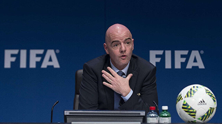 FIFA Başkanı Infantino