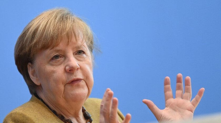 Başbakan Angela Merkel
