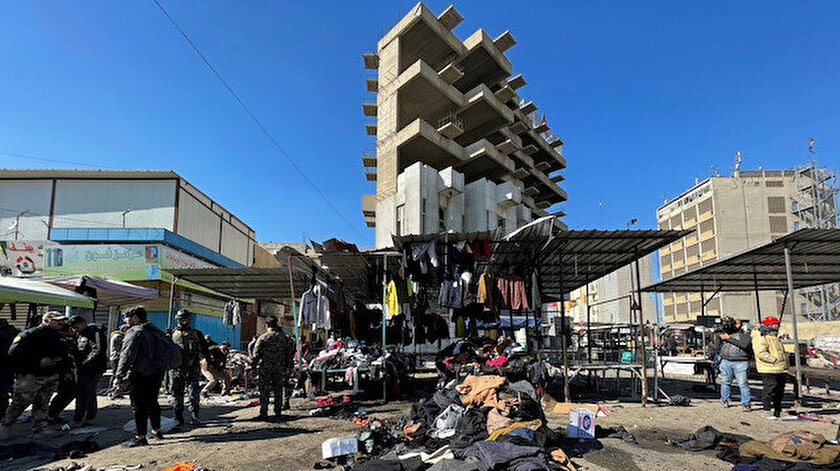 Başbakan Kazımi, Bağdat'taki saldırıda yaşanan güvenlik açığının nedenlerinin araştırılıp ortaya çıkarılması için de acil soruşturma başlatılması yönünde talimat verdi.