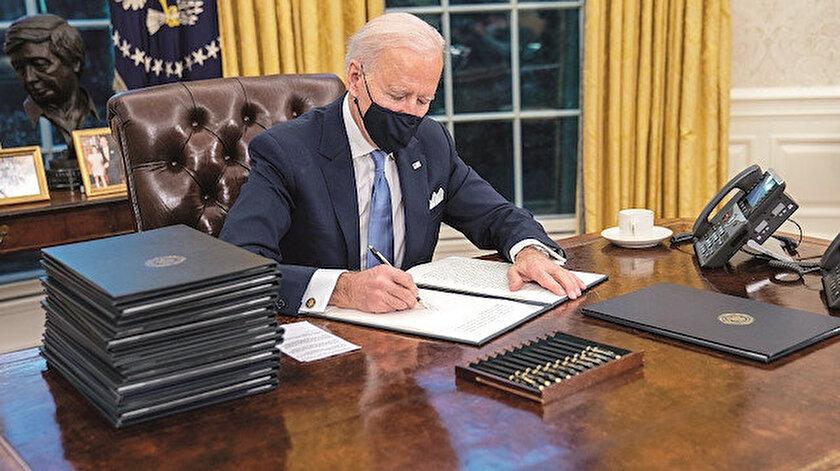 ABD Başkanı Biden