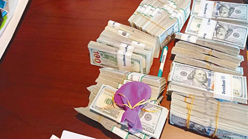 Savunması pes dedirtti: 45 milyon lira kasadan taşan paraymış