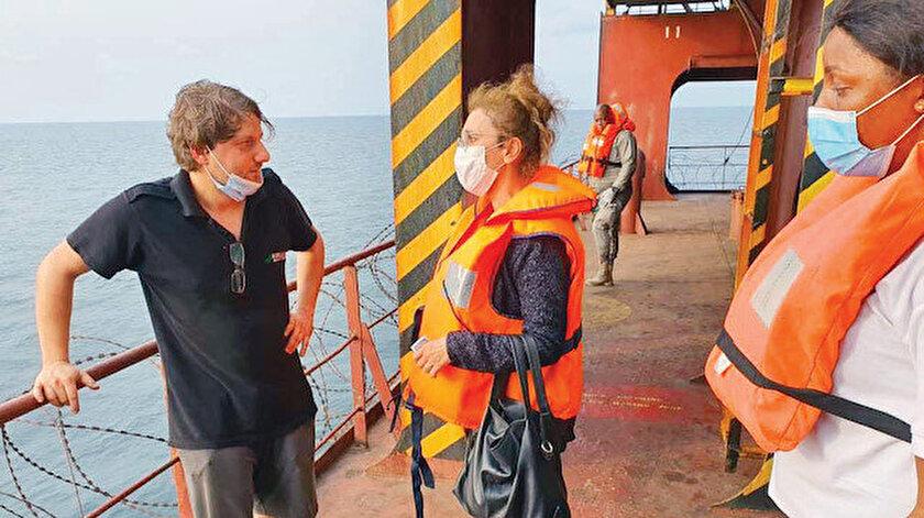 Korsanlar tarafından kaçırılan 15 denizcimizin bulunması için diplomatik ve istihbari çalışmalar başlarken, gemide yaşanan dehşet anlarına ilişkin detaylar da ortaya çıktı.