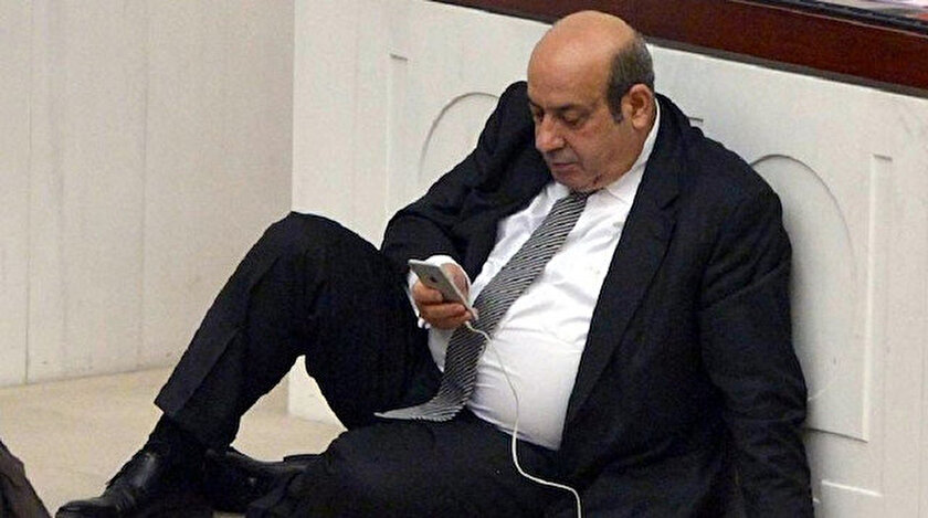 HDP'li Hasip Kaplan sosyal medyada Cumhurbaşkanı Erdoğan'ı tehdit etti.