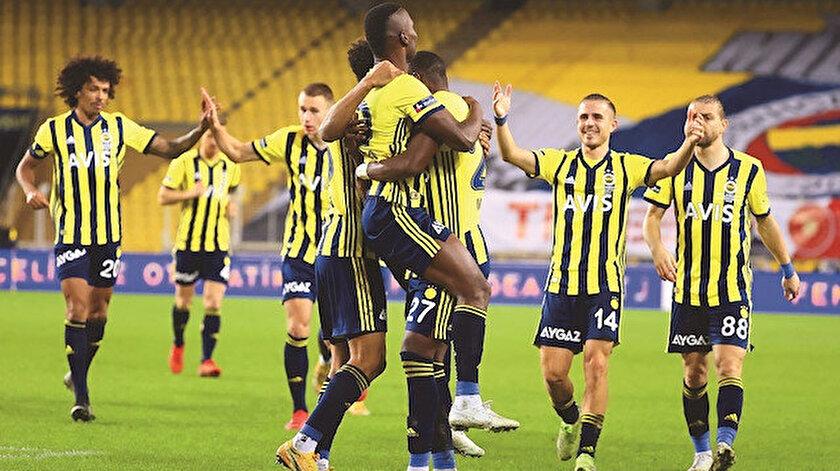 Sarı lacivertliler sahasında Kayserispor'la oynadığı karşılaşmada 3 puanı 3 golle aldı.