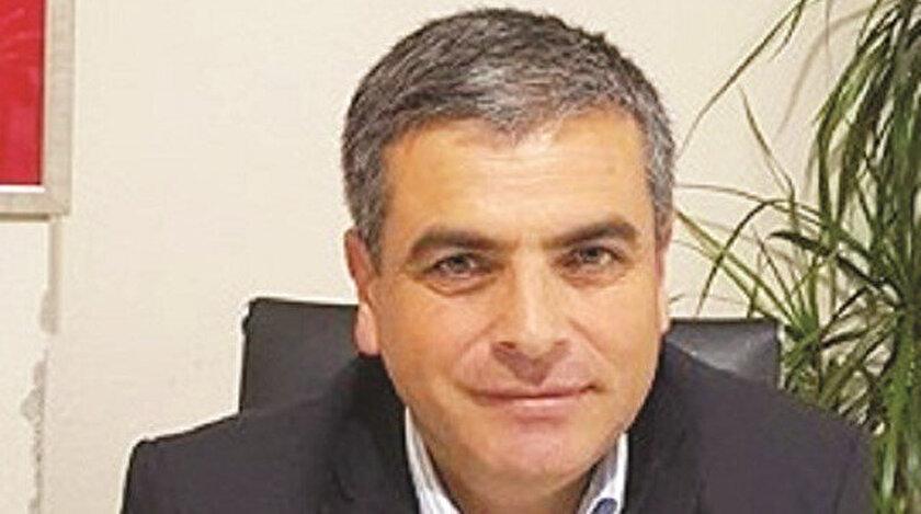 CHP Aksu İlçe Başkanı Kenan Yıldız