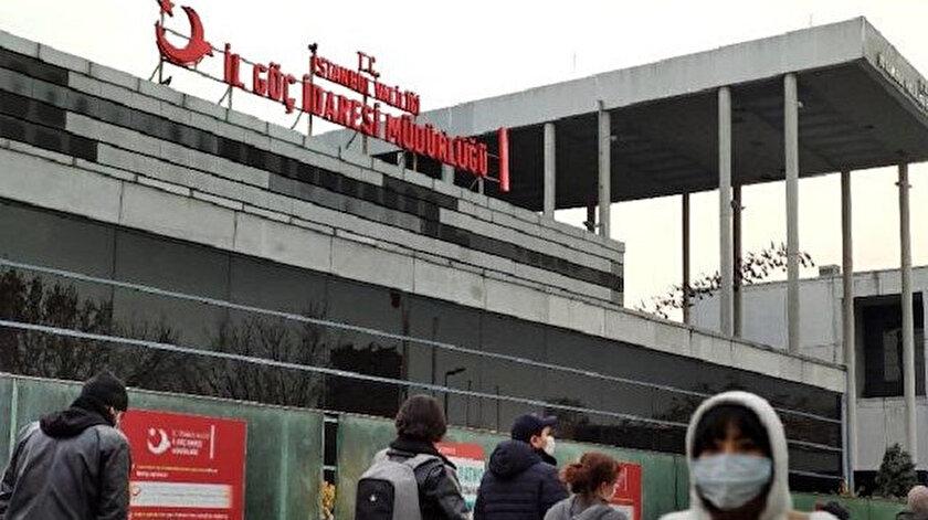 Esenyurt ve Fatihte yabancıların istisnalar hariç ikamet izin başvuruları sınırlandırıldı