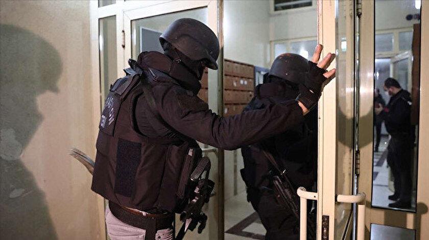 148 şüpheli hakkında yakalama kararı verildi.