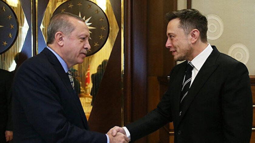 Cumhurbaşkanı Erdoğanın Elon Musk ile görüşmesi heyecana yol açtı: Yeni bir dönem başlayabilir