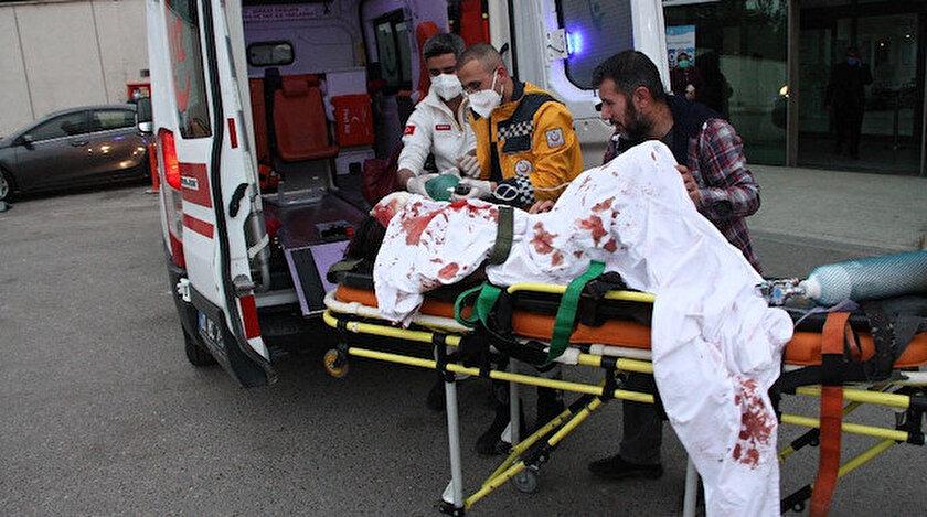 Diyarbakırda vahşet: Baba evine sığınan eşini öldürdü, oğlu, baldızı ve yeğenini yaraladı