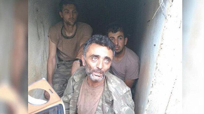 Cumhurbaşkanı Erdoğan'a suikaste giden FETÖ'cüler kanalizasyon tünelinde yakalanmıştı.