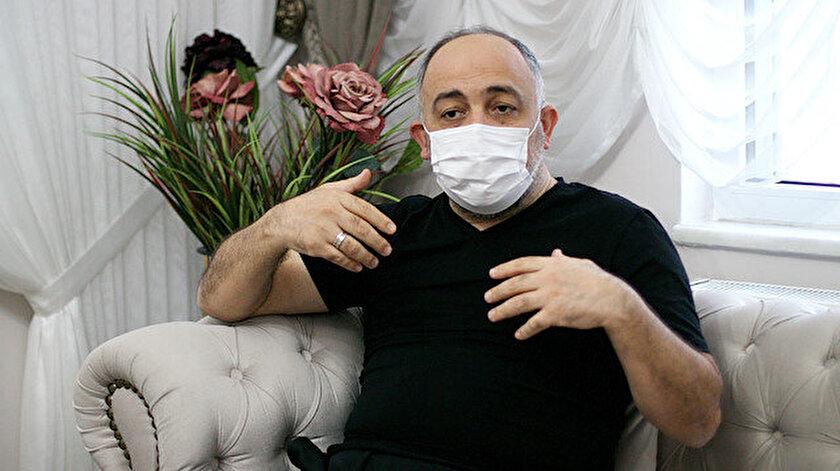 Koronavirüsü zor atlattı: Nefes alamıyorum diye çığlık atıyordum, parmağımı kaldırsam on ton yük taşımışım gibi ağır geliyordu