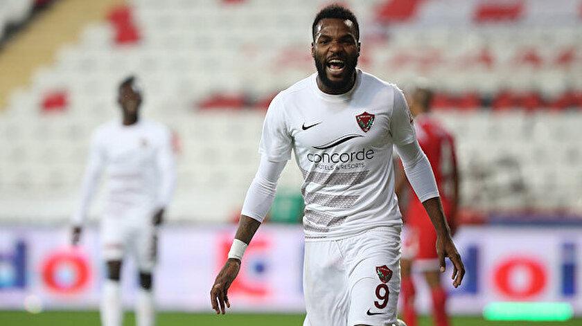 Süper Ligin Hulku 20 maçta 16 gol attı fiyatını katladı