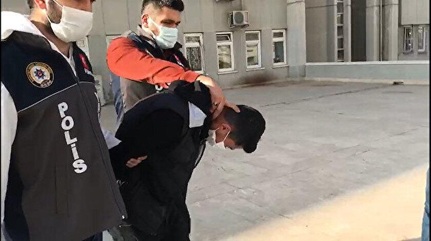 Polisim diyerek kandırdığı 4 yaşlının 4 milyon TLsini alan dolandırıcı yakalandı