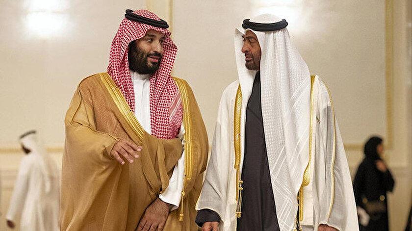Suudi Arabistan ve Birleşik Arap Emirlikleri Türkiye ile ilişkileri geliştirmek için görüşmeler yapıyor