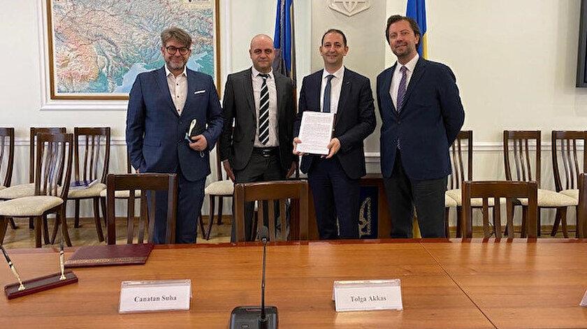 Ukraynada yeni Kremençuk Köprü projesini Doğuş İnşaat yapacak