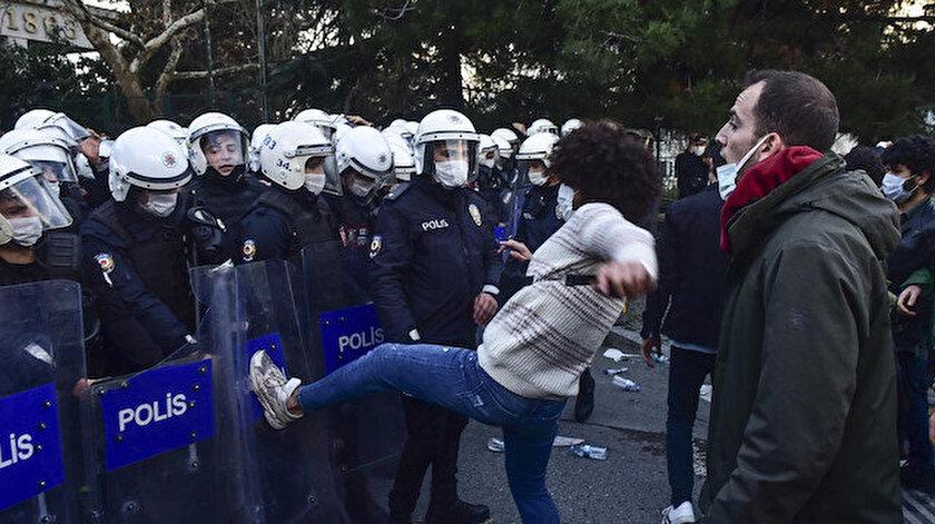 Boğaziçi eylemlerinde  gözaltına alınan bir kişi DHKP-C üyesi çıktı