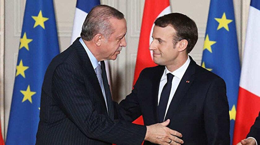 Fransız basını Türkiyenin artan etkinliğinden endişelerini manşete taşıdı