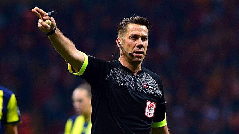Ziraat Türkiye Kupası çeyrek finalini yönetecek hakemler belli oldu