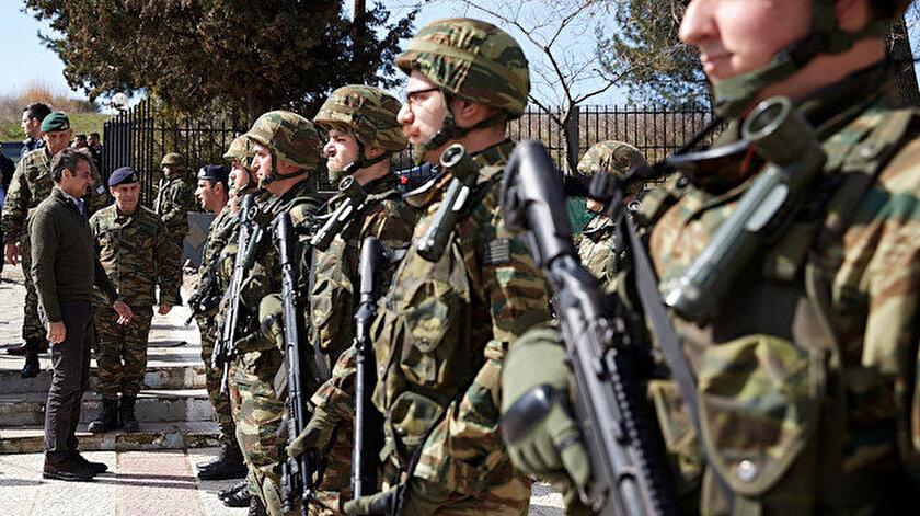 Sınırdaki askerin 6 aydır maaşı ödenmiyor.