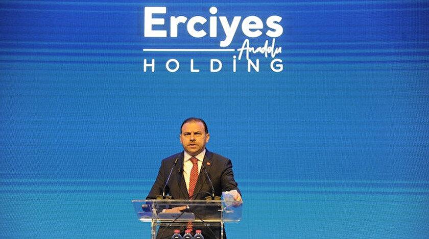 TMSFnin yönettiği Erciyes Anadolu Holding pandemiye rağmen yüzde 22 büyüdü