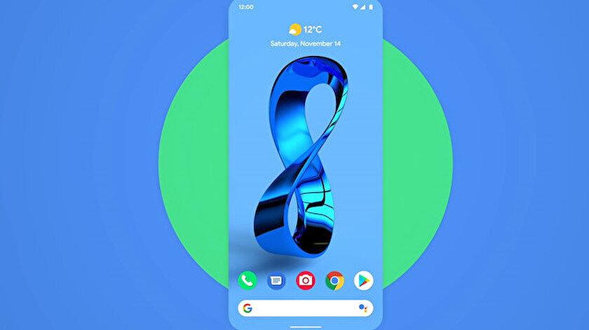 Android 12de tüm sensörler hızlıca kapatılabilecek