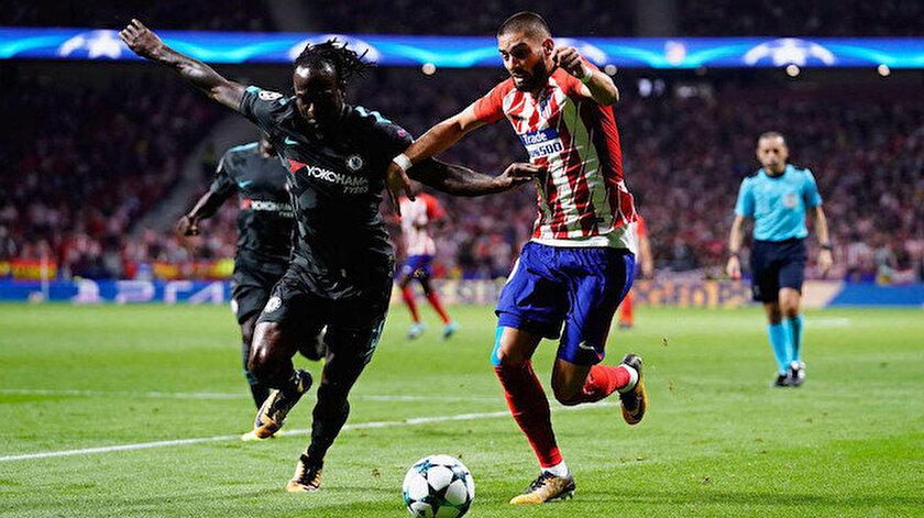 Atletico Madrid-Chelsea maçı Bükreşte oynanacak
