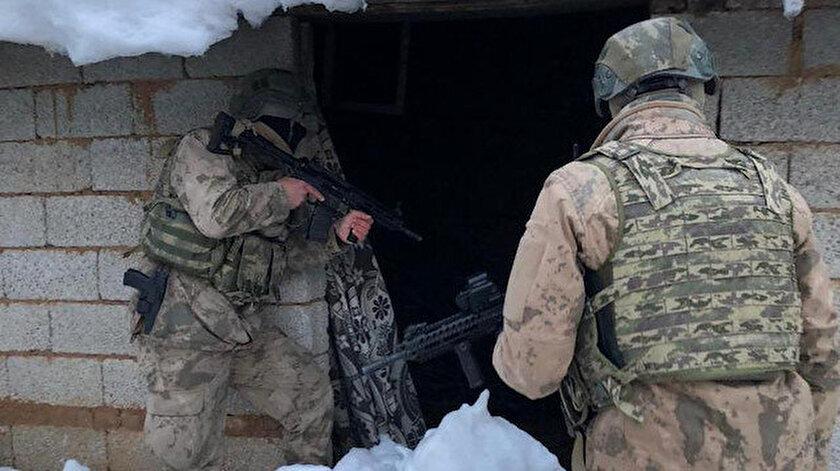 Bitlis merkezli 4 ilde PKK/KCK operasyonu: 9 gözaltı